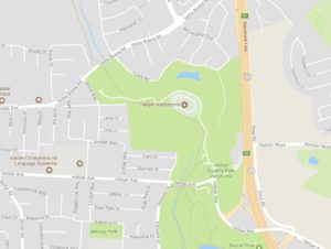 Map of Hellyer Park